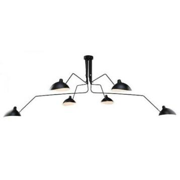 Serge Mouille reproductie, Contemporary hanglamp