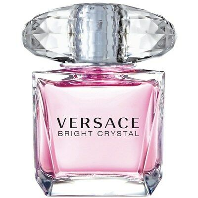 bdb8108761ac4 VERSACE bright Crystal Perfume 0.17 oz 5 ml EDT Splash Women New Without Box