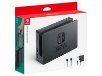 Nintendo Switch Dock Set Boxed New*