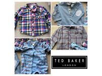 Ted Baker Baby Baker Boy 6-9 Months Clothes Tops Grows