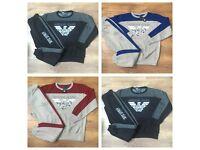 Men's Ralph Lauren Hugo Boss Adidas Armani Stone Island Nike Tracksuits Wholesale (OZEY) clothes