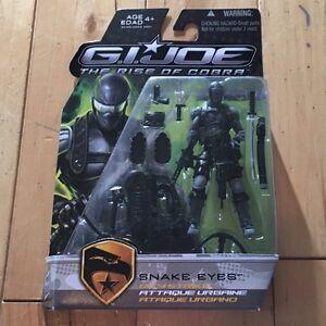 G.I. Joe - Rise of Cobra - Snake Eyes. BRAND NEW!