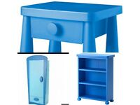 Mammut blue children's bedroom