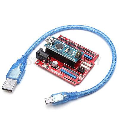 Arduino Nano V3.0 Atmega328 Mini Usb Compatible Micro-controller Boar