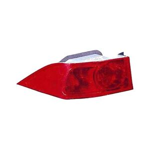 ACURA TSX TAIL LAMP RH 04-05 HQ