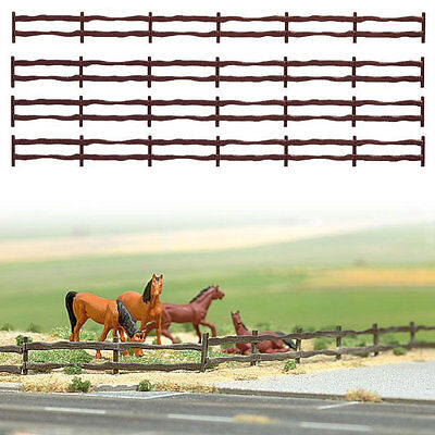 Busch 6008 NEW 130CM COUNTRY FENCING