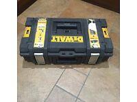 Dewalt tough system drill case