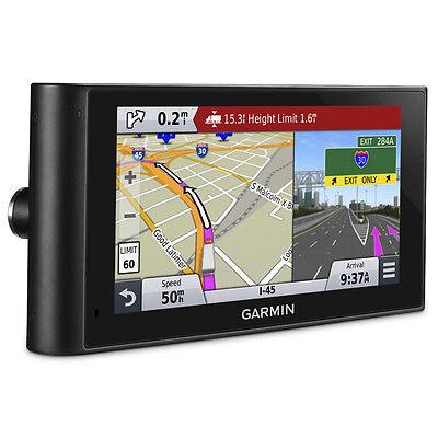 GARMIN dezlCam LMTHD GPS Truck Navigator Dash Camera Maps Trucking 010-01457-00