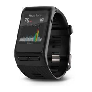 Garmin vivoactive HR GPS Smartwatch with Heart Rate Monitor- Black - BRAND NEW