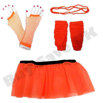 - Tutu Neon Orange