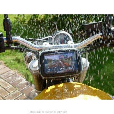 17.5-20.5mm Waterproof Motorcycle Fork Stem Mount for TomTom SatNav