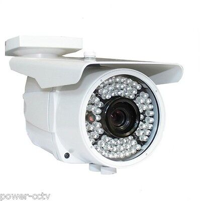1800TV HighEnd Sony CMO 72IR 2.8-12 Vari-focal Zoom CCTV Outdoor Security Camera Vari Focal Cctv Camera
