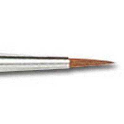 B.BR.570/00 - DUNCAN - Detailpinsel Gr. 2/0 - türkis