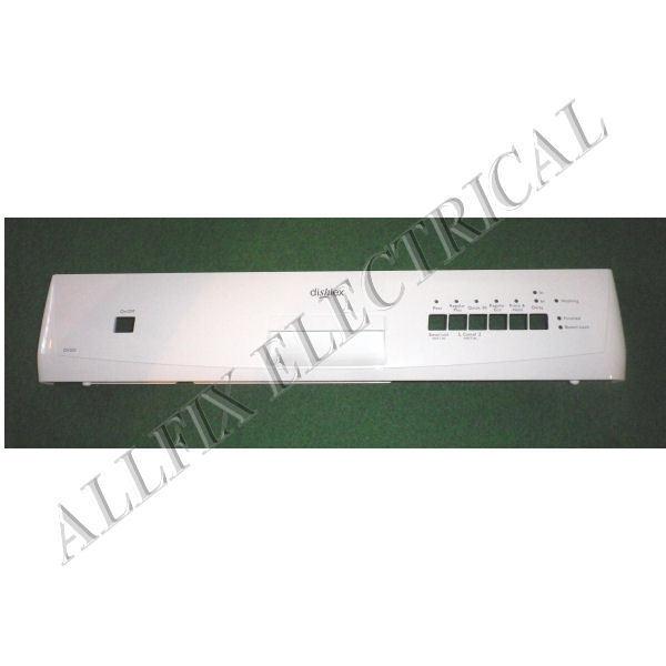 Dishlex DX203WK White Control Panel - Part # 1560723015