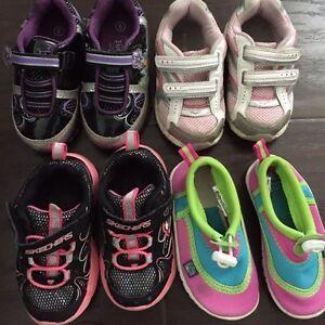 Toddler girls size 6, 6.5 shoes Kitchener / Waterloo Kitchener Area image 2