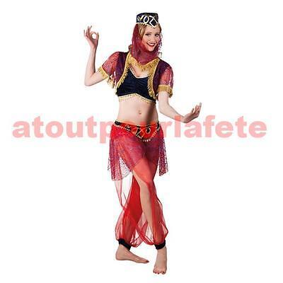 Déguisement de Jasmine,Danseuse orientale,danse du - Danse Du Ventre Kostüm