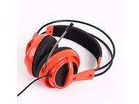 SteelSeries Siberia v2 Full Size Multipurpose Gaming Headset - ORANGE