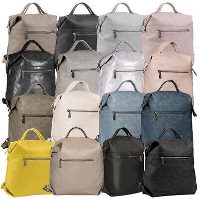 Fritzi aus Preußen Harper Mini Rucksack Freizeittasche Schultertasche Handtasche