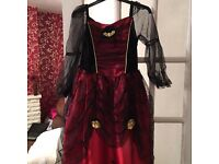 Halloween Dress age 11-12