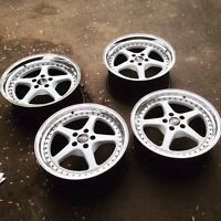 """19"""" Miro wheels with tires"""