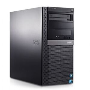 Dell Optiplex 960 Quad 2.7Ghz, 250Gb HD, 4Gb Ram & Win 10