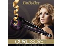 Babyliss 2667BU Hair Curl Secret Limited Edition Heat Curlers tong