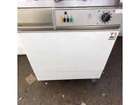 Miele industrial washer & dryer