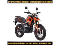 2017 LEXMOTO TEKKEN EFI 125CC 0% DEPOSIT FINANCE AVAILABLE