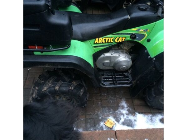2004 Arctic Cat 400