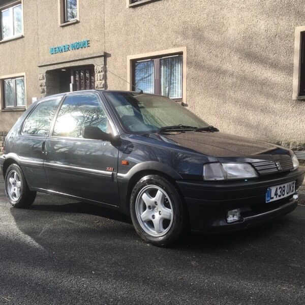 Peugeot 106 xsi in ellon aberdeenshire gumtree for Interieur 106 xsi