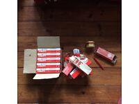 Hilti nailgun cartridges and nail gun for spares or repair