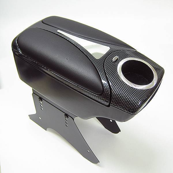 Universal Carbon Armrest Centre Console For Lexus CT LFA IS GS LS LX RX
