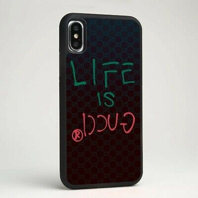 iphone Life is GUCCI case - XS, 11 Pro Max, 11 pro, XR, 11, XS Max, 8,8+,7,7+