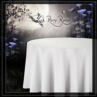 Tablecloths (Round,Rectangle), Chair Covers, Sashes Rental!!