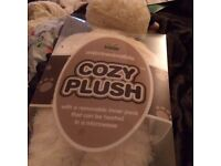 Brand new cozy plush