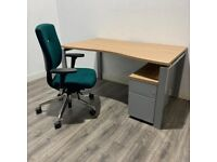 NOW OPEN, OFFICE FURNITURE, CHAIRS FROM £20