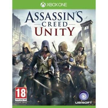 Assassins Creed: Unity | Xbox One | Garantie