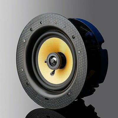 Lithe Audio Wireless Bluetooth Ceiling Speaker Pair. Free Shipping!