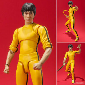 Bandai S.H Figuarts Bruce Lee Action Figure in store!