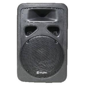 1600 watt powered party speakers system for hire $85 for the pair Homebush West Strathfield Area Preview