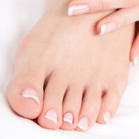 Private Foot Care Services around Wainwright, Alberta Area.