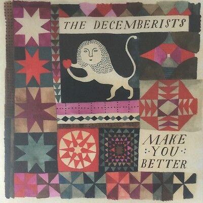 "THE DECEMBERISTS Make You Better 2014 UK RSD vinyl 7"" single NEW/UNPLAYED"