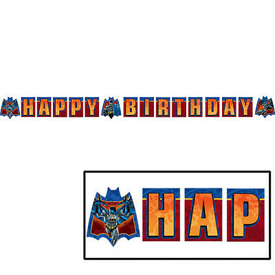 The Amazing Spiderman Party Supplies Birthday Banner