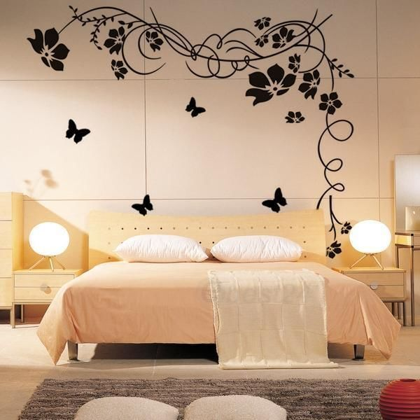 Wall Decals Are A Popular Way To Add A Bit Of Color And Design To A Room  Without Painting The Walls. The Decals Just Peel And Stick To A Wall. Part 81