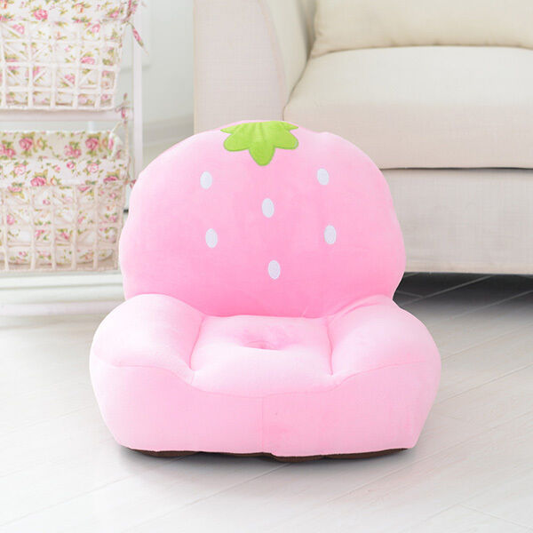 Child Tatami Sofa Strawberry Chair Bedroom Cushion Legless Couch Soft Seat gift | eBay & Child Tatami Sofa Strawberry Chair Bedroom Cushion Legless Couch ...
