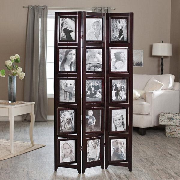 Photo Display Room Dividers