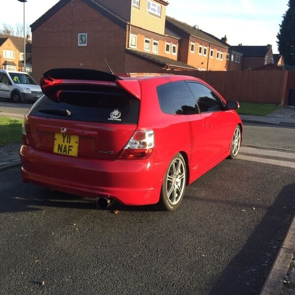 *PRICE REDUCED* 2005 Honda Civic Type R 2.0 Facelift. FSH, 1 Previous