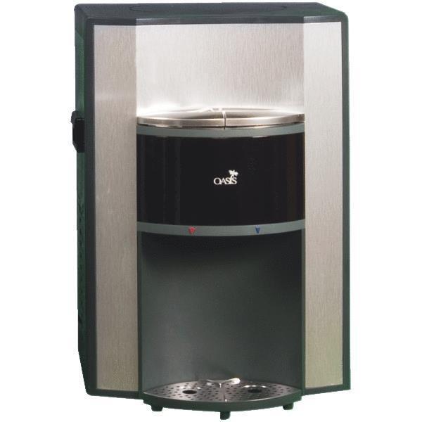 120v oasis hotcold bottleless countertop water cooler dispenser - Countertop Water Dispenser
