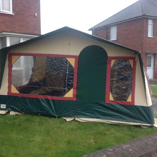 Conway mirage trailer tent & Conway mirage trailer tent | in Halesowen West Midlands | Gumtree