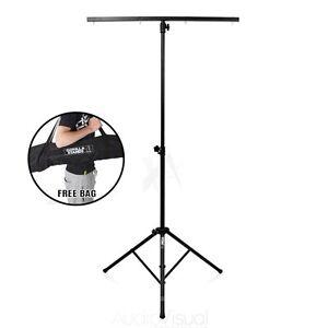 Gorilla T Bar Lighting Stand High Quality Light Weight DJ Disco T-Bar (GLS  sc 1 st  eBay & Lighting T Bar   eBay